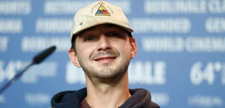 Shia LaBeouf's case has been adjourned until September.