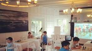 New York City Chess Inc. is offering chess