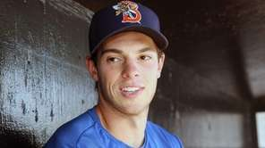 Mets pitching prospect Steven Matz, from Long Island,