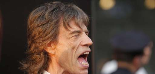 "Mick Jagger at the ""Get On Up"" premiere"