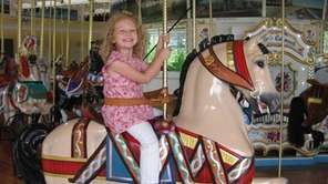 Nunley's Carousel is located on Museum Row in