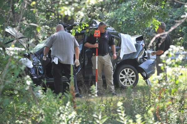 A two-car accident left one person dead Friday,