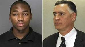 Gabriel Hubbard, left, 21, was convicted in 2012