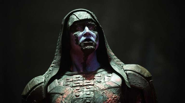 Ronan the Accuser (Lee Pace) in Marvel's