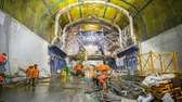 The Second Avenue Subway's 86th St. caverns on