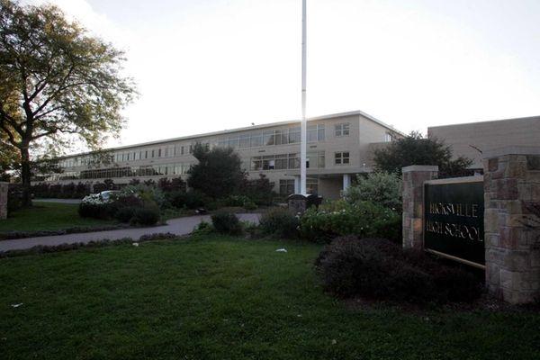Longtime Hicksville school superintendent Maureen Bright's last day