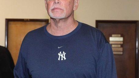 Former New York Yankee Ron Blomberg offers testimony
