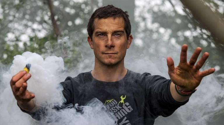 Bear Grylls in NBC's