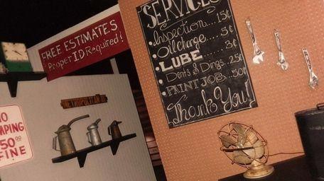 The speakeasy-themed Huntington nightclub P's & Q's Auto