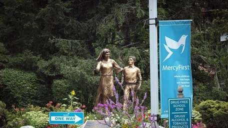 This is the campus of the nonprofit MercyFirst