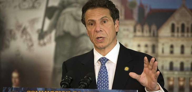 Gov. Andrew M. Cuomo announces his appointment for
