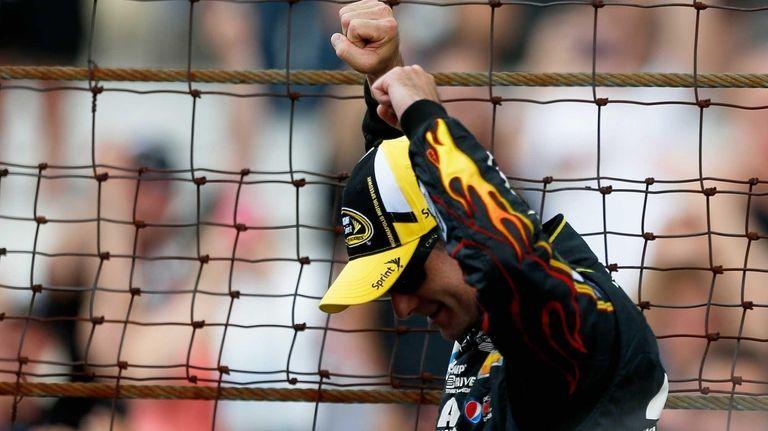 Jeff Gordon, driver of the #24 Axalta Chevrolet,