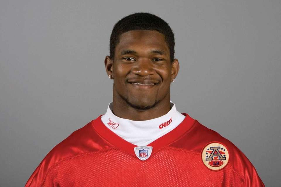 Former Kansas City Chiefs linebacker Jovan Belcher died