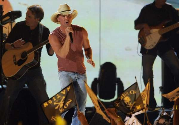 "Kenny Chesney's new album ""The Big Revival,"" featuring"