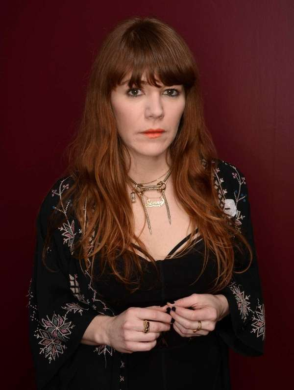 Jenny Lewis attends the Sundance Film Festival on
