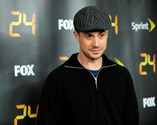 Actor Freddie Prinze Jr. attends the season premiere