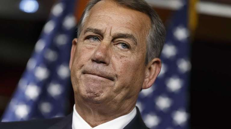 This July 24, 2014, file photo shows Speaker