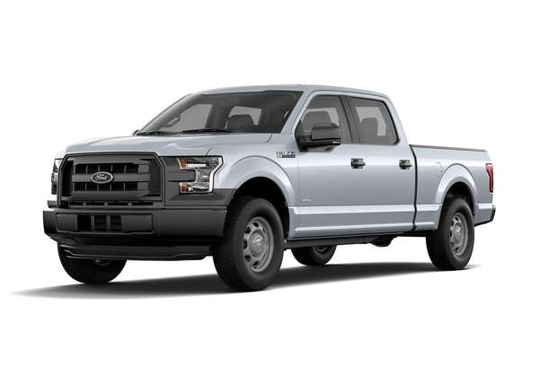 The 2015 Ford F-150 XL
