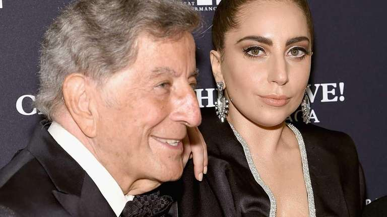 Tony Bennett and Lady Gaga recorded an album
