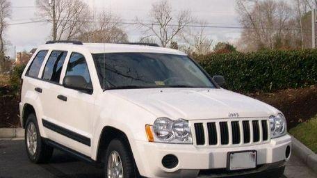2005 Jeep Grand Cherokee.