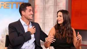 "Andi Dorfman and Josh Murray of ""The Bachelorette"""