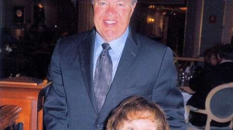 Phil and Annie Friedman of Mount Sinai celebrated