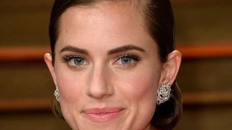 Allison Williams, in an undated photo, will be