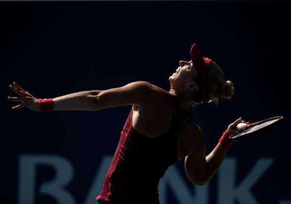 STANFORD, CA - JULY 29: Sabine Lisicki of