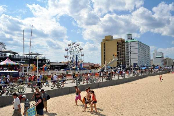 Virginia Beach Sun Surf And Simple Fun Newsday
