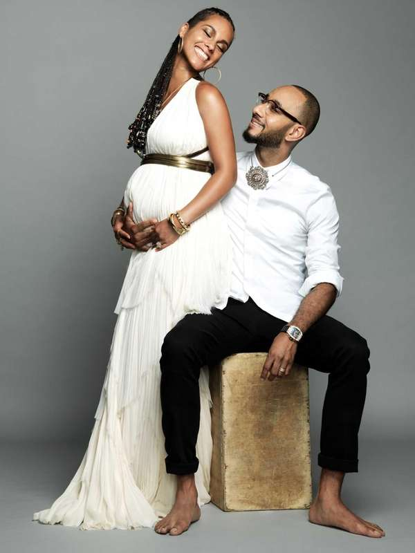 Alicia Keys and Swizz Beatz have been married