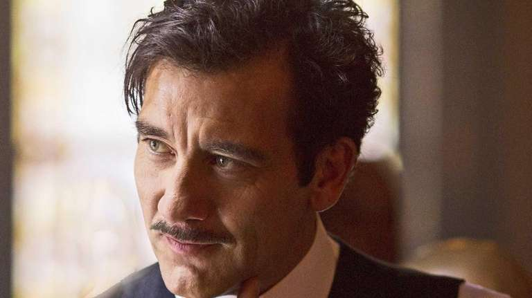 Clive Owen plays the brilliant, but drug-addicted surgeon