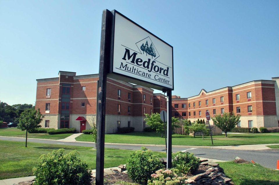 The Medford Multicare Center at 3115 Horseblock Rd.
