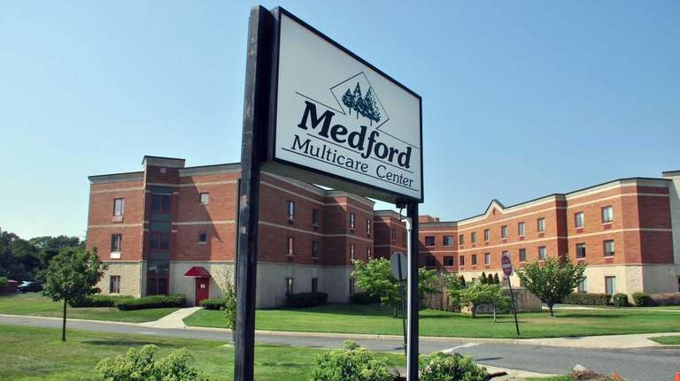 The Medford Multicare Center at 3115 Horseblock Rd.