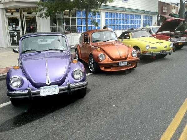 Car lovers can get revved up for Sayville's