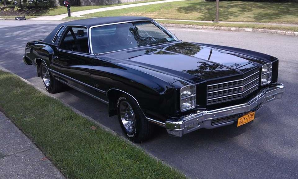 This 1976 Chevrolet Monte Carlo owned by Danny