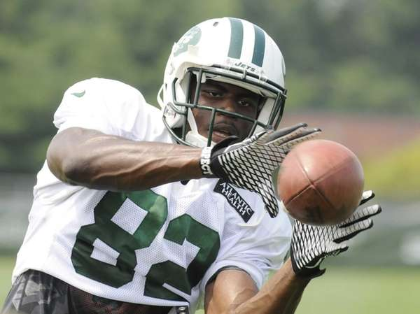 Jets wide receiver Quincy Enunwa (82) during NFL