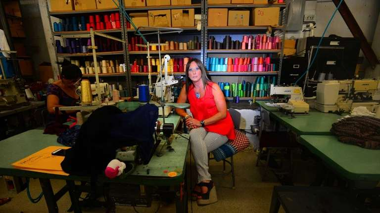 Marisa Fumei-South, president of Two-One-Two New York inside