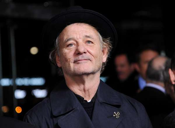 Bill Murray, seen at the premiere of