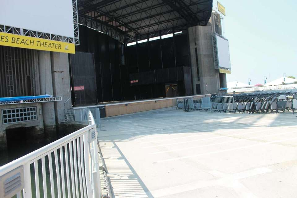 We know Nikon Theatre at Jones Beach as