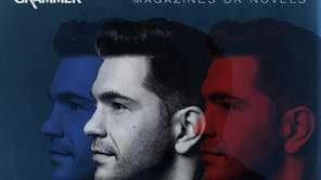 "Andy Grammer's ""Magazines or Novels"" album."