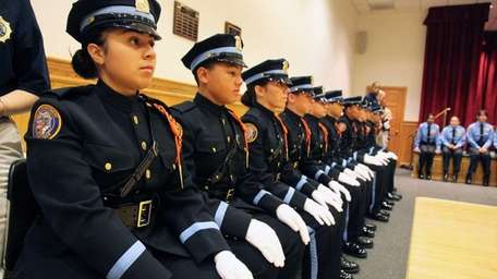 The 2014 Nassau County Law Enforcement Explorers National