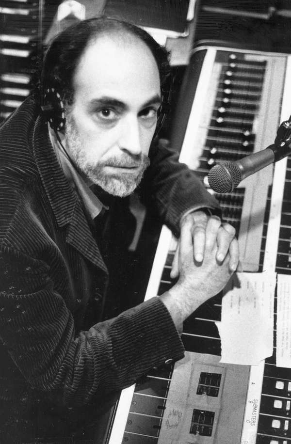 Radio station WNYC says Steve Post died at