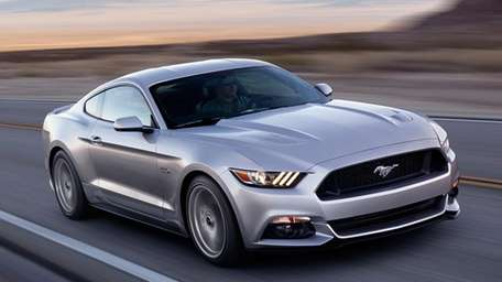 Ford, based in Dearborn, Michigan, is debuting 17
