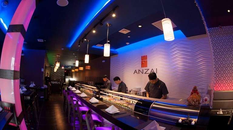 Anzai Asian in East Meadow.