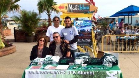 Alumni of the Bellmore-Merrick Central school district held