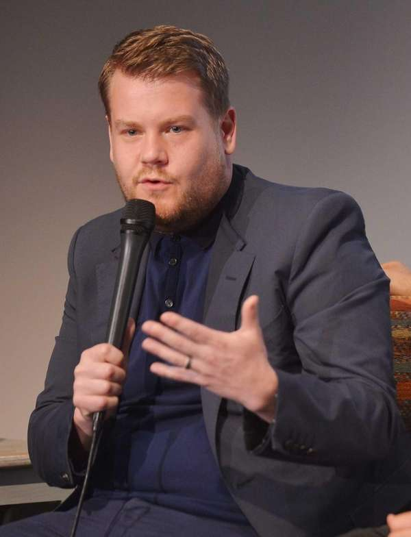 James Corden will take over as host of
