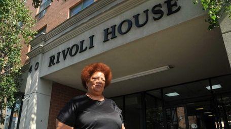 Evelyn Davis, a longtime resident of the Rivoli