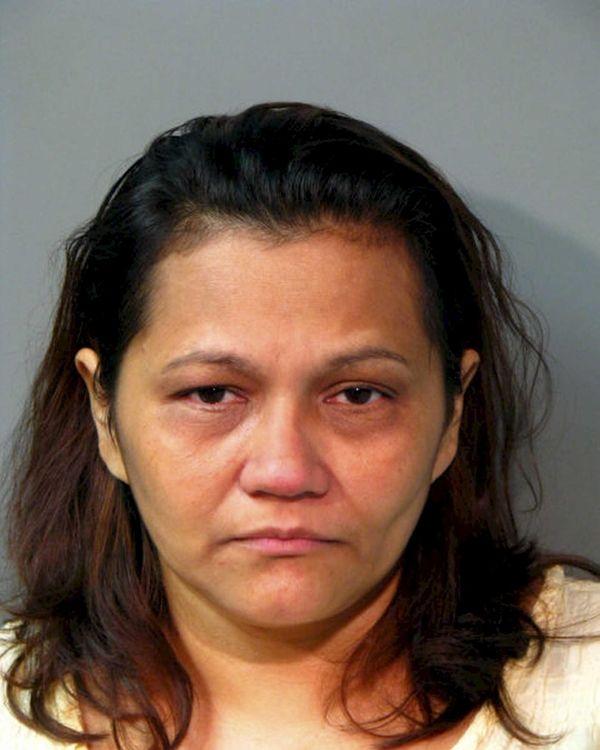 Patricia Juarez, 44, of Hempstead, was arrested on