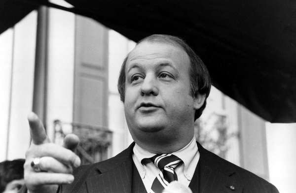 James Brady, seen here on Jan. 6, 1981,