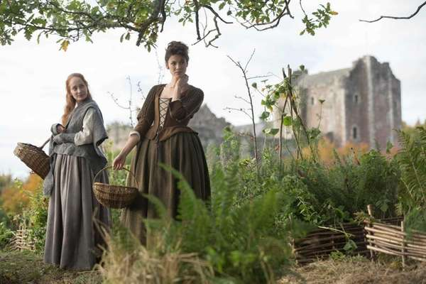 OUTLANDER (Aug. 9, Starz)